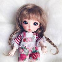 AoaoMeow bjd doll 1/8 nanuri