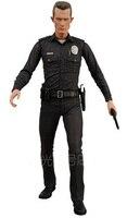 Gratis verzending neca the terminator 2 action figure t-1000 galleria mall figuur toy 7