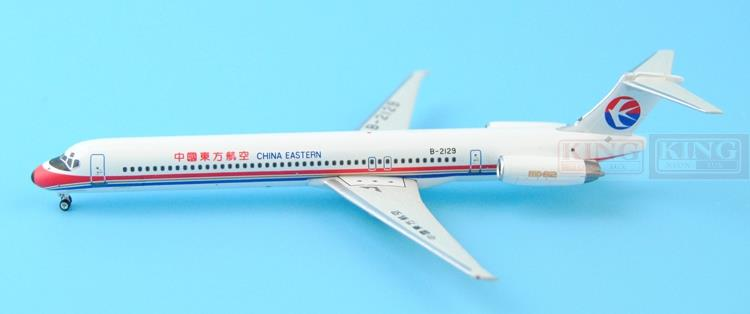 Phoenix 10895 China Eastern Airlines B-2129 1:400 MD-82 commercial jetliners plane model hobby phoenix 11181 china international aviation b 5977 a330 fiftieth 1 400 a330 300 commercial jetliners plane model hobby