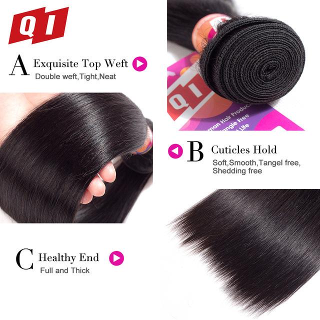 Natural Human Hair Bundles