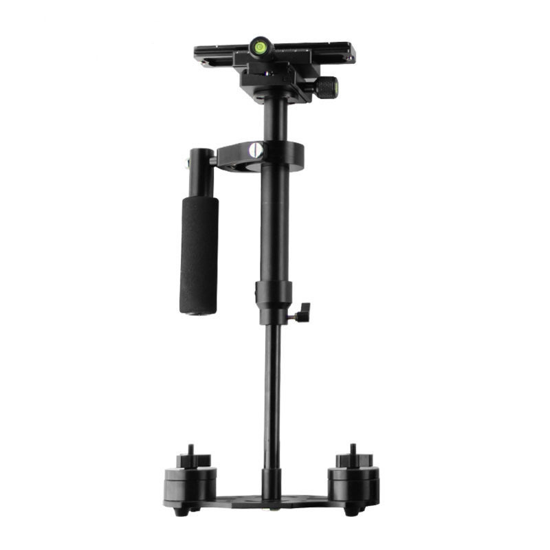 Photography S40 Single Anti-handheld Steadicam Small Stanney Stabilizer Single Anti-micro Film Video Camera Support Tripod