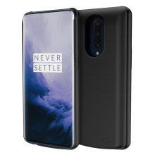 For Oneplus 7 Pro Battery Charger Case 6500mAh Extended Slim Backup Power Bank Charging Battery Cover For One Plus 7 Pro Case