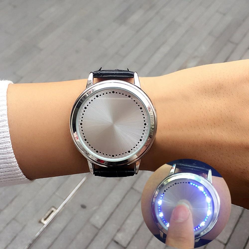Unique Personality Digital Wrist Watch Men Sport Watch LED Watches Men's Watch Clock Relogio Masculino Digital Erkek Kol Saati