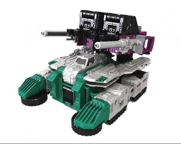 Titans Return Robot Six Shot Leader Class 6 Modes classic toys for boys children without retail