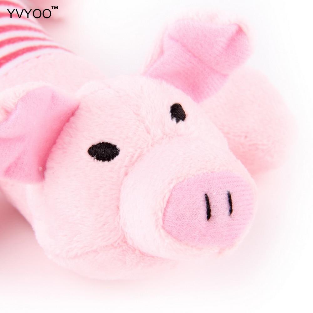 YVYOO mainan Anjing mainan anjing peliharaan mengunyah mainan mewah - Produk hewan peliharaan - Foto 5