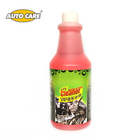 Super Concentrate Car Wash Shampo 600ml Liquid 2 In 1 Clean Care Fluid Wax While You