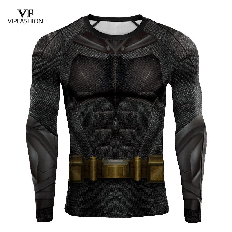 Batman Long Sleeve Front