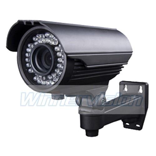 ФОТО 1/3'' Sony Effio CCD 700TVL CCTV Telecamere di videosorveglianza weatherproof Video Surveillance camera 2.8-12mm varifocal lens