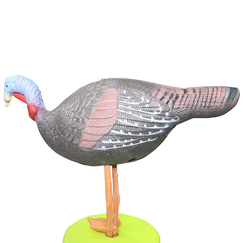 Archery bow shooting target solid XPE hunting Turkey aiming target 70*23*23cm outdoor training 1pc