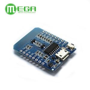 Image 2 - 10 adet D1 mini Mini NodeMcu 4M bayt Lua WIFI şeylerin Internet kalkınma kurulu tabanlı ESP8266