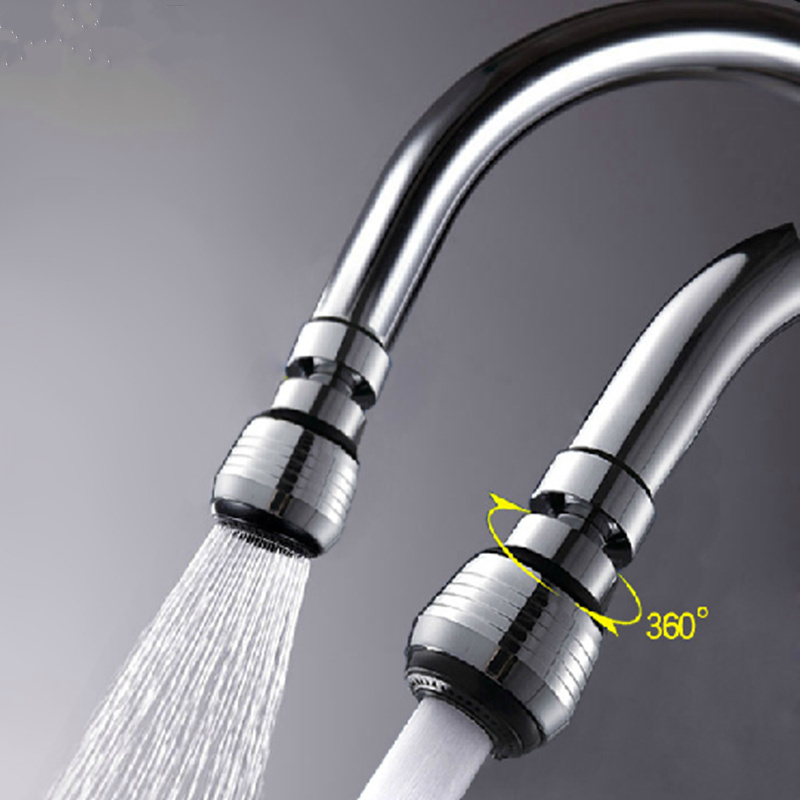 upgrade water saving aerator bubbler nozzle swivel head filter adapter kitchen faucet connector. Black Bedroom Furniture Sets. Home Design Ideas