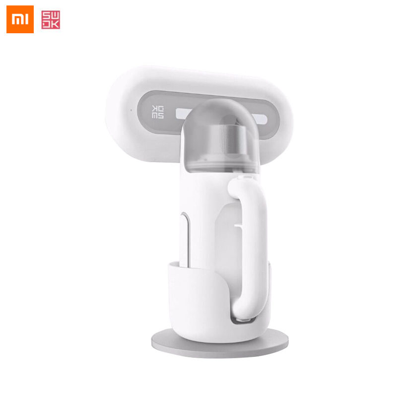 Original Xiaomi Mi SWDK Wireless/5M Wired Handheld Dust Mite Controller Ultraviolet Vacuum Cleaner UV Mites Killer Smart Home Подушка