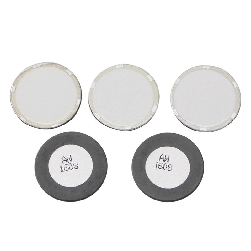 5pcs 16/20mm Fogger Ultrasonic Ceramic Disc Sheet Atomizer Humidifier Accessories5pcs 16/20mm Fogger Ultrasonic Ceramic Disc Sheet Atomizer Humidifier Accessories