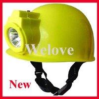 Led Headlamp Headlight Cap Lamp Helmet Lamp Free Shipping