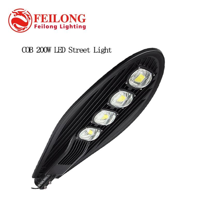 Free shipping Wholesales 3 years warranty COB chip 110-120LM/W 50W 100W 150W led street light