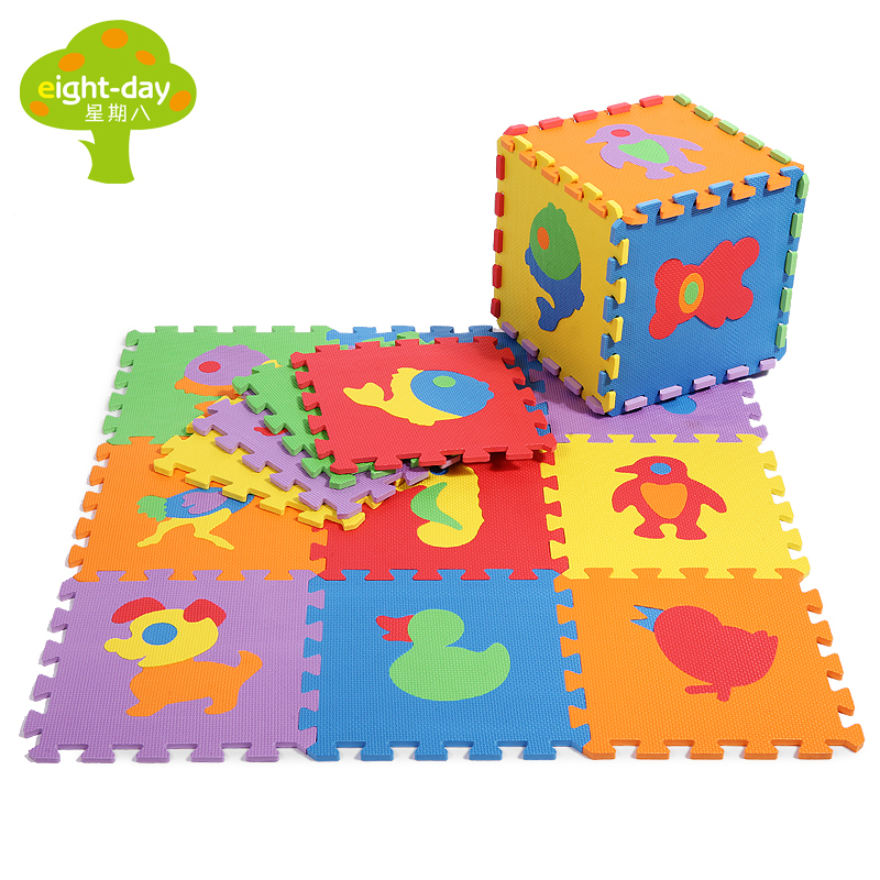 daily sale animals kids puzzle mat