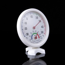 TH108 Indoor Analog Temperature Humidity Meter Thermometer Hygrometer -30~50 Centigrade H.