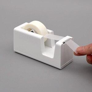 Image 4 - Youpin Kaco LEMO Cancelleria Nastro Taglierina del Nastro di Dellorganizzatore di Immagazzinaggio Cutter Ufficio Nastro Forniture Dispenser di sapone