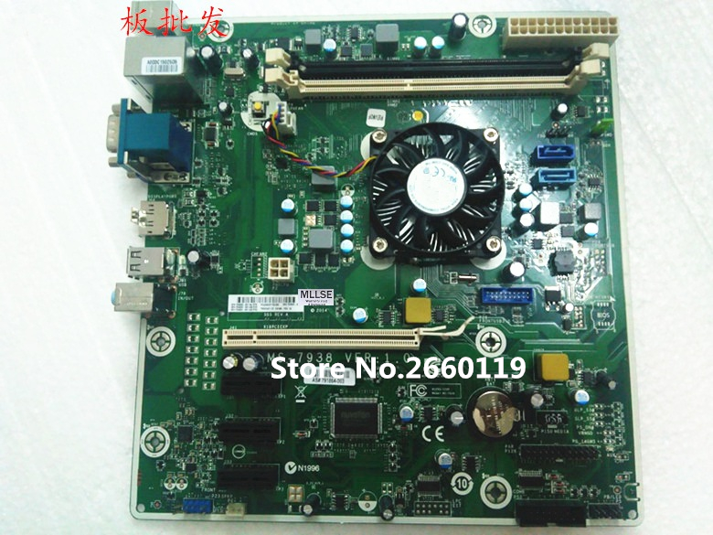 Desktop mainboard for 405 G2 MT MS-7938 753929-003 754091-001 A8-6410 motherboard Fully tested desktop mainboard for 3100 3100c mt dt jc474 wj770 0jc474 0wj770 motherboard fully tested