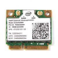 Double bande 300 Mbps sans fil Bluetooth 4.0 pour Intel Centrino Advanced-N 6235 6235 ANHMW demi Mini PCI-E carte Wifi 802.11agn
