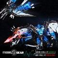 Wei Jiang Weijiang TF Robô Transformação Espírito Heróico W8020 Feita de Metal Versão do Filme Brinquedos de Presente
