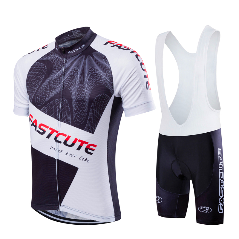 FASTCUTE Ropa Ciclismo Cycling Clothing/MTB Bike Clothing/Rock Racing Bicycle Clothes/2016 cycling uniform Mans Cycling Jerseys
