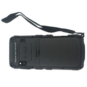 Image 3 - 4,7 дюймовый Android 7,0 2D сканер штрих кода RAM 2 Гб ROM 16 Гб портативный терминал