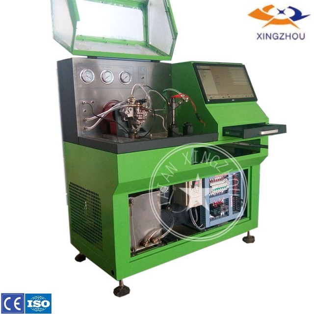 US $6500 0  CRS800 common rail pump injector test bench EUI EUP stand for  bosch denso delphi siemens cat volvo cummins detroit -in Mechanical Testers