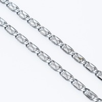 20 inches 5 mm wide Stainless Steel Necklace Link Chain Mens Boys Necklace Jewelry Gift Flannel Bags Xl012