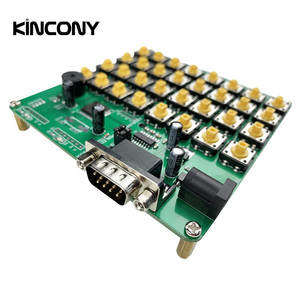 Image 3 - 32 Buttons RS232 Keyboard for Kincony Smart Home Automation Module Controller Remote Control Switch Domotica Hogar Casa System