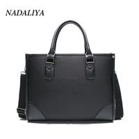 2017 Oxford Cloth Man Bag Business Documents Travel Laptop Computer Messenger Bag Men Portable Briefcase Leisure