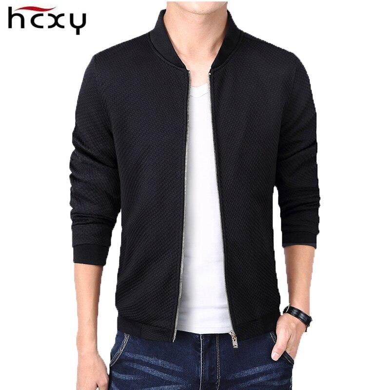 2017 Mode Slim Fit Herren Jacke Plus Größe 3xl 4xl Hohe Qualität Jacke Mantel Mann Top Design Casual Jacke Für Männer