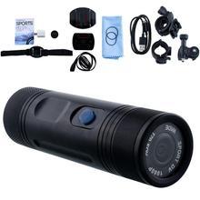 Монтажная камера для охоты, водонепроницаемая камера для фото-ловушек 1080 P, камера для охоты, альпинизма, катания на лыжах, велоспорта
