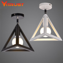 Vintage industrial lamp Kitchen Dining room pendant lights deco lighting fixtures metal lampshade light fixtures for