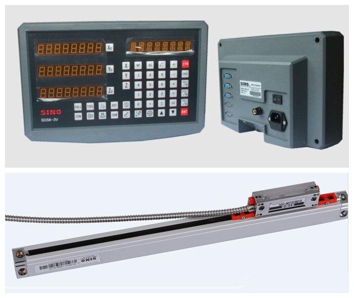 цена на High Precision Linear Sensor 1um / 5um Optical Encoder Linear Scale