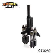 10 inch Electric Scooter Motor Wheel Shock Absorption Fork Modified Front Wheel Set Double Shock Absorber Scooter Accessories(China)