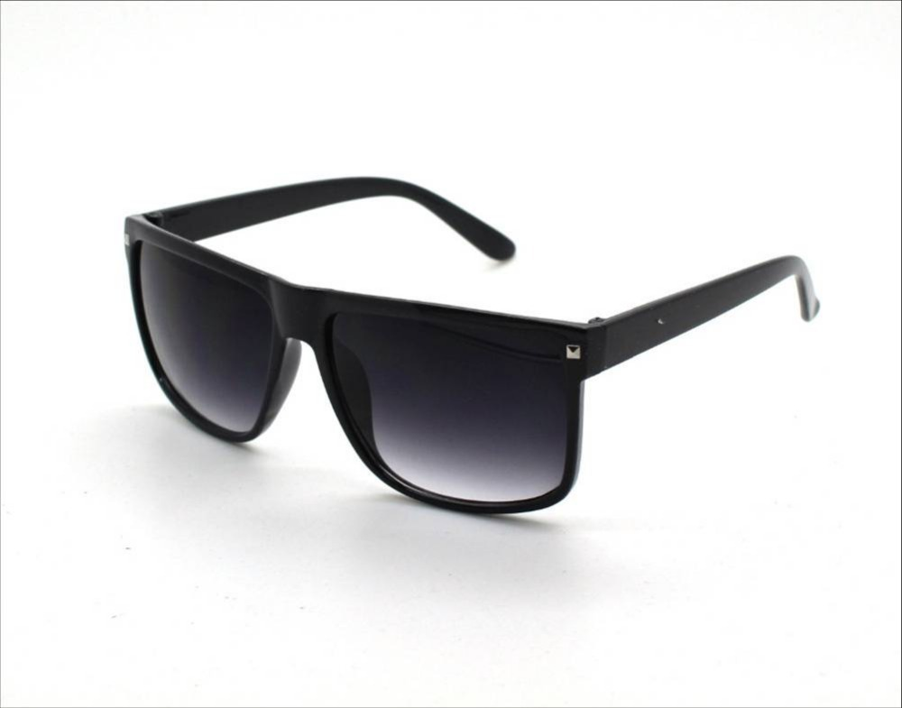 The Lowest Price! Big Square Frame Flat Top Top New Fashion ...