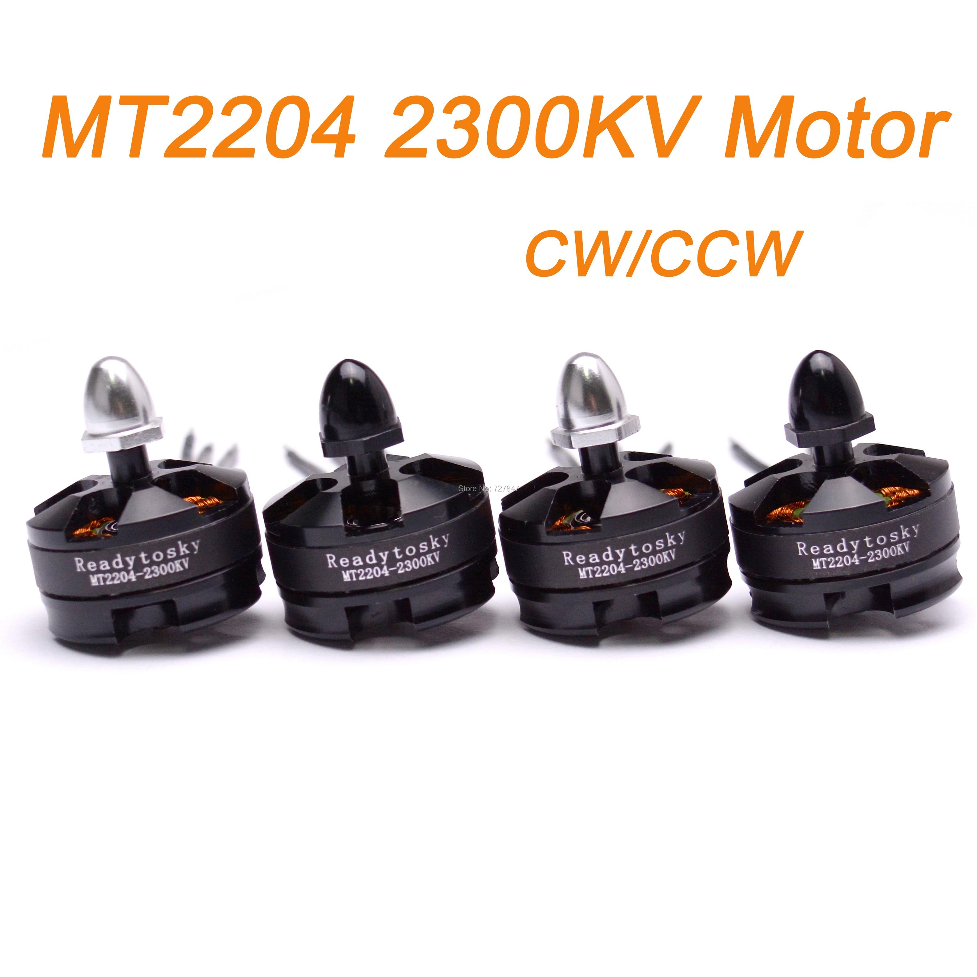 Бесщеточный двигатель CW / CCW MT2204 2204 2300KV, Квадрокоптер 250 QAV250 для Mini 210 250 280 мм, четыре оси, FPV|motor quadcopter|quadcopter 250brushless motor quadcopter | АлиЭкспресс - Electronics