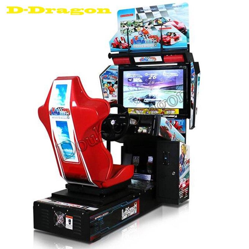 Racing Car Kit Out Run Main Board + Cable