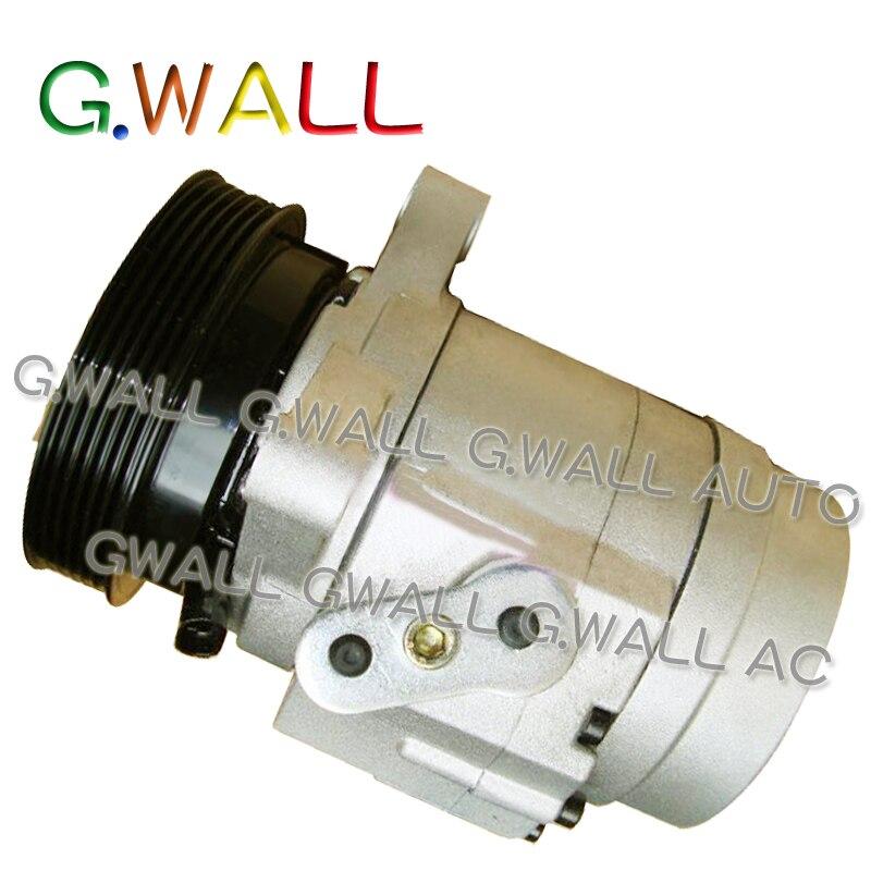 Alta Qualidade SP17 2.4L Compressor AC Carro Compressor de Ar Condicionado Para Chevrolet Captiva 96861885 96609606 4813544 4803455
