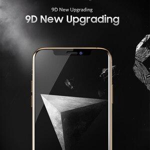 Image 2 - Benks × プロ + キングコング 10 H 9D HD スクリーンプロテクター曲面保護強化ガラスフィルムのための iPhone X Xs 最大 XR