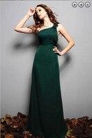 Free Shipping Fashion 2013 Dinner Elegant Dress Plus Size Brides Maid Dresses Vestidos Formales Mint Green