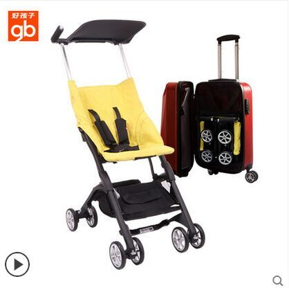 Online Shop Small volumn Portable baby travel stroller summer ...