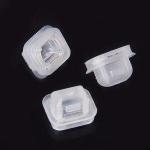 Image 3 - Clip à mouler, 20 pièces/ensemble, blanc garnitures intérieure de voiture, Clip à mouler 07149158194, pour BMW E46 E90 E91 X5, rétention de portes automobiles de haute qualité
