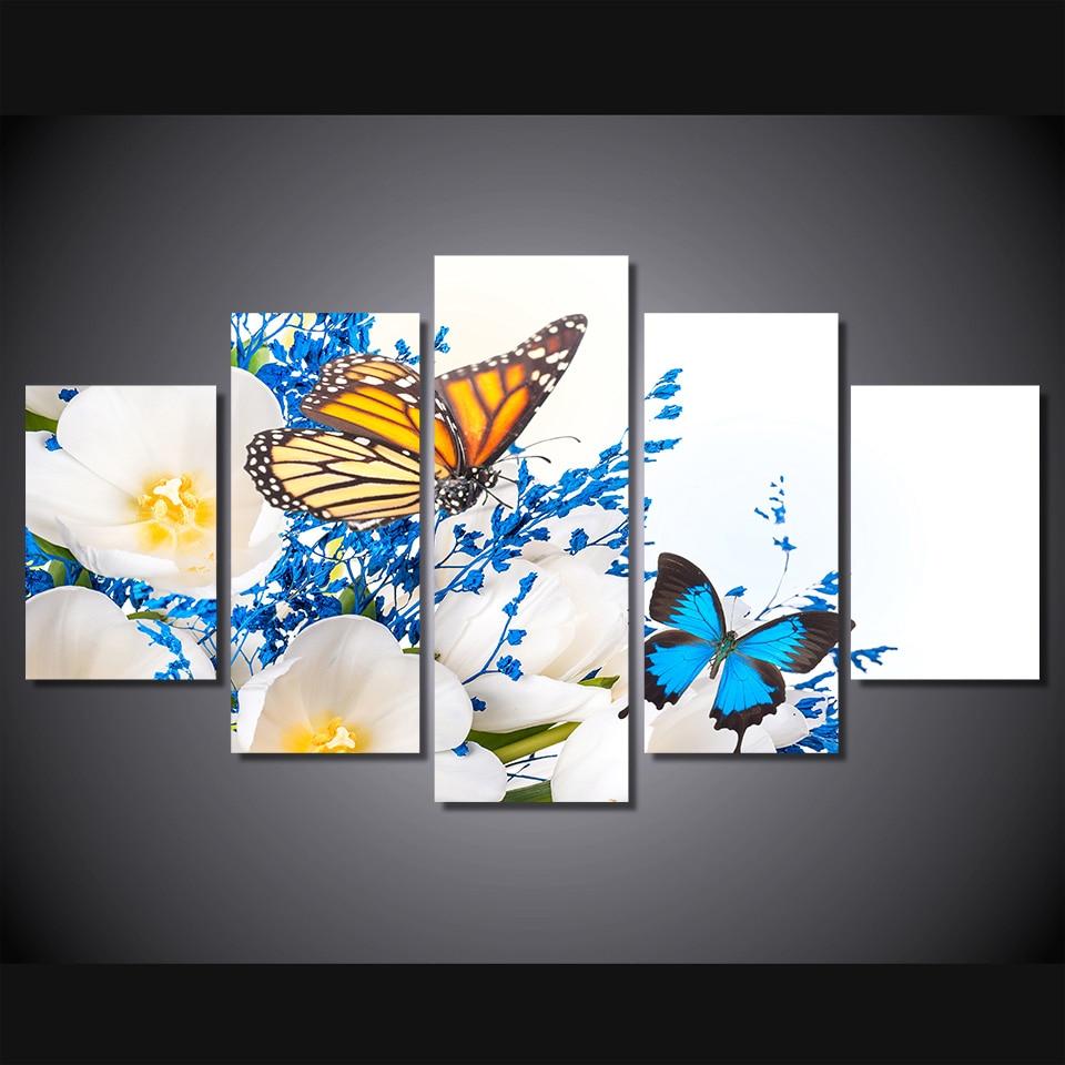 Molde de flores para cuadros de living aliexpress com - Cuadros sin marco ...
