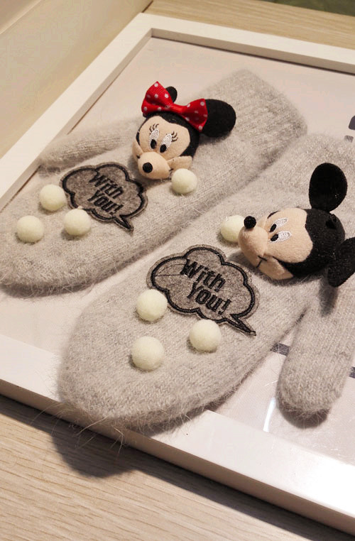 2015 NEW DESIGN Han edition cartoon mini mouse ball rabbit hs