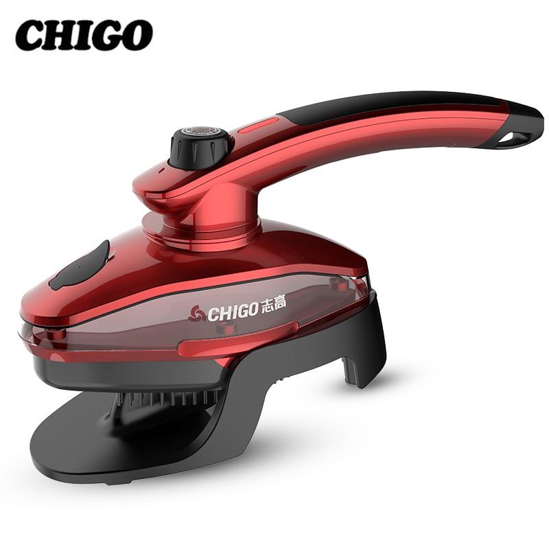 Chigo Rotate Steam Iron Hand-held Garment Steamer Household Portable Ironing Machine Mini-iron Clothes Electric Iron ZG-G16