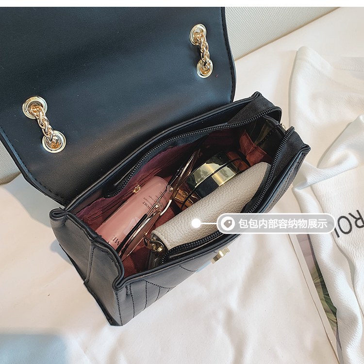 newest fashion bags bag women chain shoulder crossbody bag women's handbags (13)