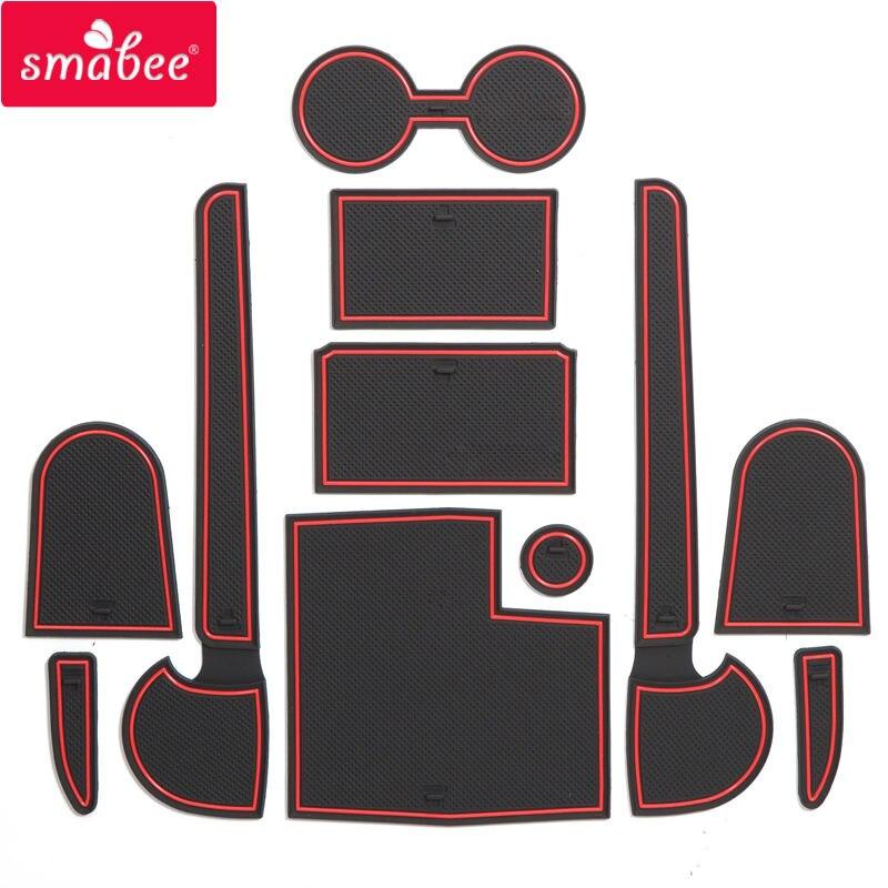 Almohadilla de la ranura de la puerta Para MITSUBISHI TRITON L200 - Accesorios de interior de coche - foto 3
