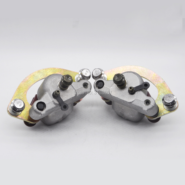 US $55 0 |Aliexpress com : Buy New Right Left Front Brake Caliper set For  Polaris Sportsman 850 XP X2 SCRAMBLER 850 from Reliable Levers, Ropes &